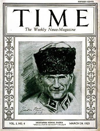 20 April 2010<br /> Atatürk in Foreign Media