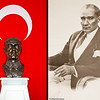 20 April 2010<br /> Ataturk Evi<br /> Mustafa Kemal Ataturk (1881-1938) - the father of modern Turkey.