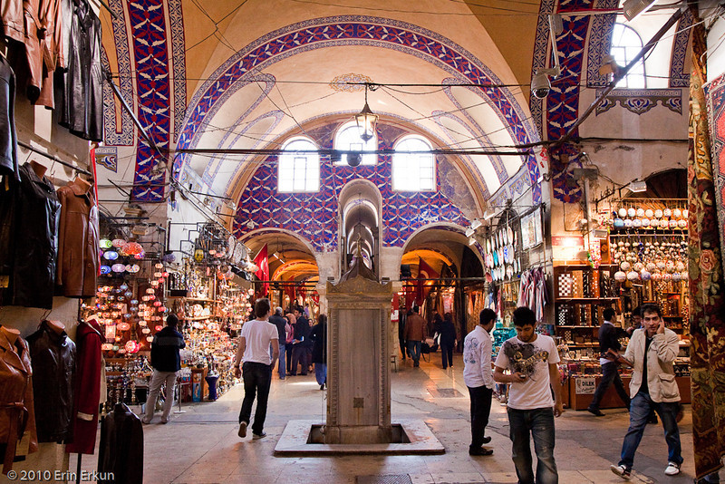 22 April 2010<br /> İstanbul - Kapalı Çarşı (Grand Bazaar)