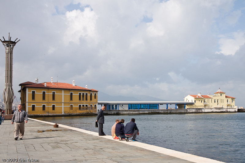 20 April 2010<br /> Pasaport Vapur İskelesi (Pasaport Ferry Landing)<br /> The building, which dates back to 1884, served not only as a boat pier, but also as a passport office.