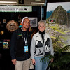 5 March 2010<br /> Adventures in Travel Expo - DC<br /> When Vidal asked if he could use one of the photographs I took of Machu Picchu as a poster, it was my pleasure to say yes.