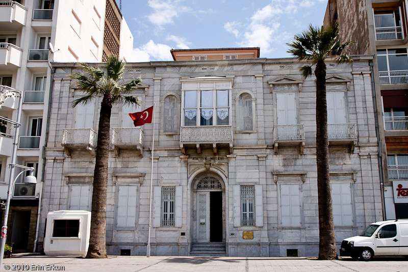 20 April 2010<br /> Atatürk Evi<br /> The museum is located in this house that dates back to 1875-1880.