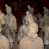 12 December 2002<br /> Terracotta Warriors Exhibit - Splendid China, Orlando, Florida