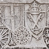 20 April 2010<br /> İzmir Museum of Archaeology<br /> Fragment of an architrave.