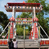 21 April 2010<br /> Kültür Park  - Luna Park<br /> You're not getting me on one of these rides .... no way!