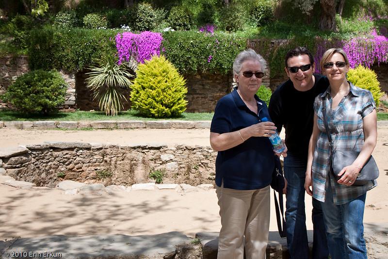 18 April 2010<br /> Meryemana - Baptismal Pool