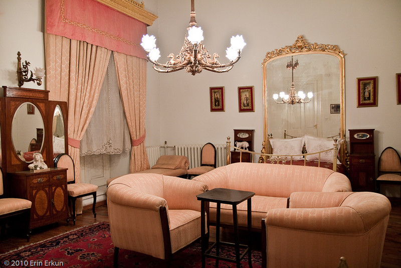 20 April 2010<br /> Atatürk Evi<br /> Guest Bedroom