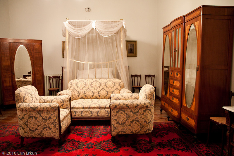 20 April 2010<br /> Atatürk Evi<br /> Aide-de-Camp's Room