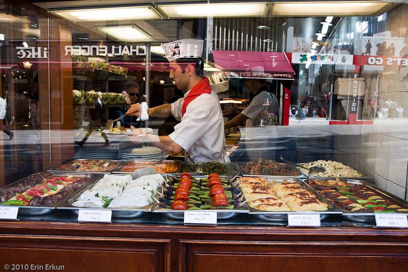 22 April 2010<br /> Armada Restaurant - İstanbul
