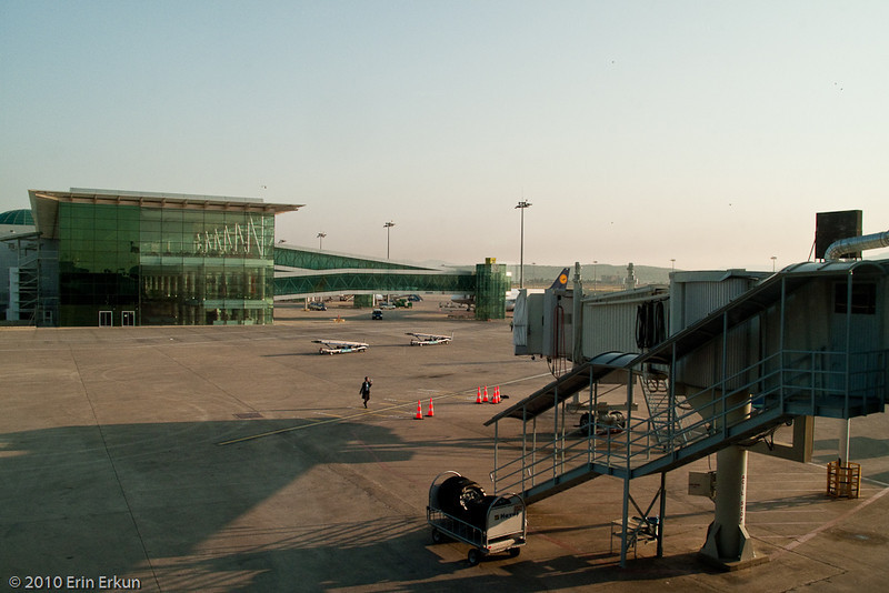 22 April 2010<br /> İzmir Adnan Menderes Airport
