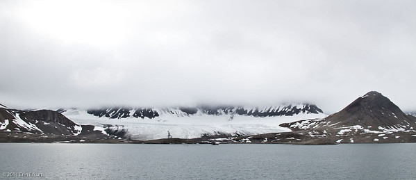 Arctic Expedition Cruising - Tromso to Svalbard - Silver Explorer (Silver Expeditions) Isfjorden 12 July 2011