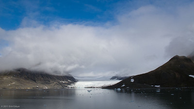 Arctic Expedition Cruising - Tromso to Svalbard - Silver Explorer (Silver Expeditions) St Jonsfjorden 12 July 2011
