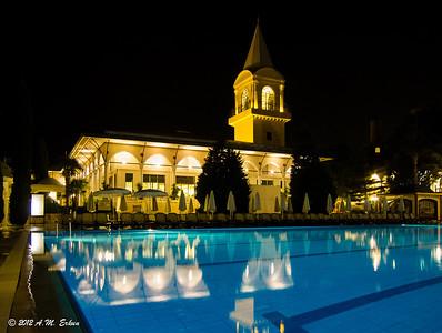 Topkapı Palace Hotel Antalya - Oct 2012