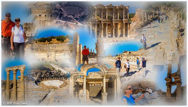 Ephesus Collage 20 Oct 2013