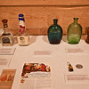 One of the exhibits in the museum that is located on the 2nd floor of the distillery.
