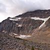 Path leading to Angel Glacier.