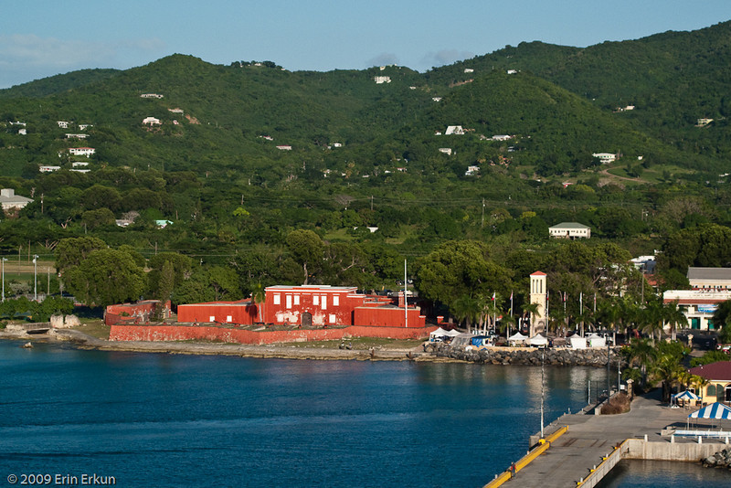 Mercury Cruise - R/T from Baltimore - November 30-December 12<br /> Fort Frederiksted