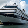 Mercury Cruise - R/T from Baltimore - November 30-December 12<br /> Adventure Antigua boat coming to pick us up.