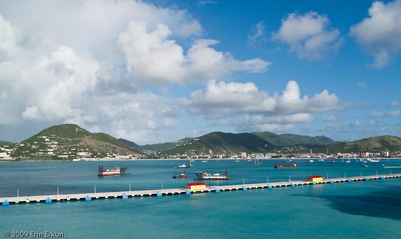 Mercury Cruise - R/T from Baltimore - November 30-December 12<br /> Sint Maarten from Mercury.