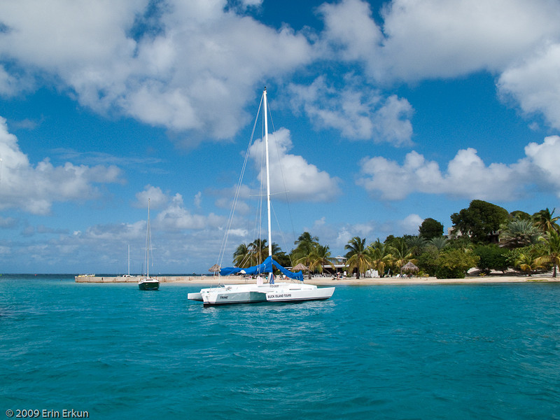 Mercury Cruise - R/T from Baltimore - November 30-December 12<br /> Scene from the boat dock in Christiansted.