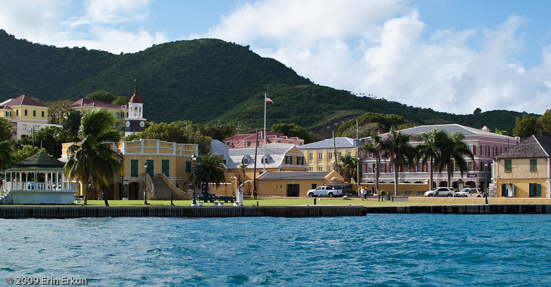 Mercury Cruise - R/T from Baltimore - November 30-December 12<br /> Christiansted - St Croix