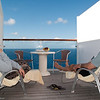 Mercury Cruise - R/T from Baltimore - November 30-December 12<br /> Day 2 out of Sint Maarten; still warm enough to sit on the veranda.