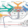 Chicago O'Hare - Terminal Map
