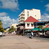 Mercury Cruise - R/T from Baltimore - November 30-December 12<br /> Waterfront promenade in Philipsburg - Sint Maarten