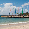 Mercury Cruise - R/T from Baltimore - November 30-December 12<br /> Boat Pier at Reggae Beach at Cockleshell Bay - St Kitts
