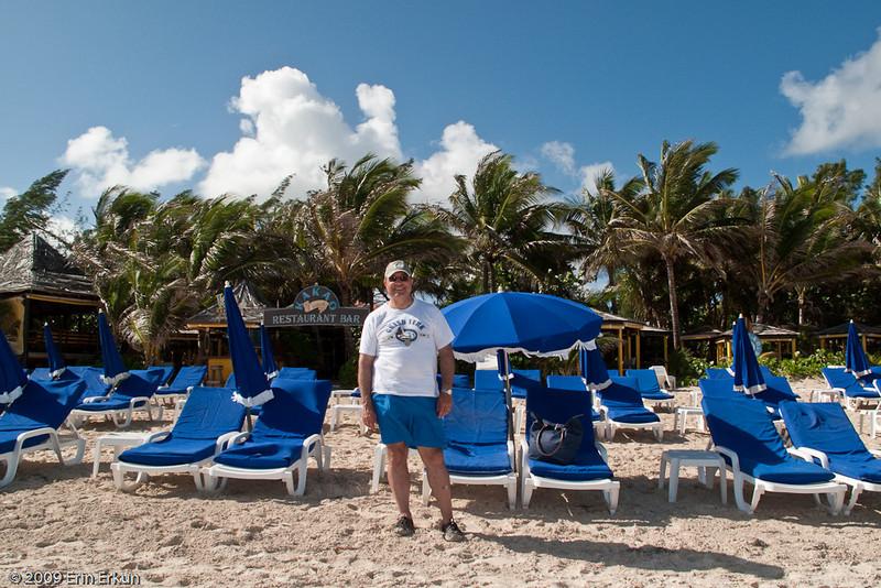 Mercury Cruise - R/T from Baltimore - November 30-December 12<br /> Kakao Beach - Saint Martin