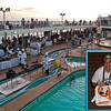 Mercury Cruise - R/T from Baltimore - November 30-December 12<br /> BBQ on the resort deck after we depart St Croix.