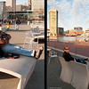 Mercury Cruise - R/T from Baltimore - November 30-December 12, 2009<br /> Concrete chaise lounges!!??!!  Surprisingly comfortable.