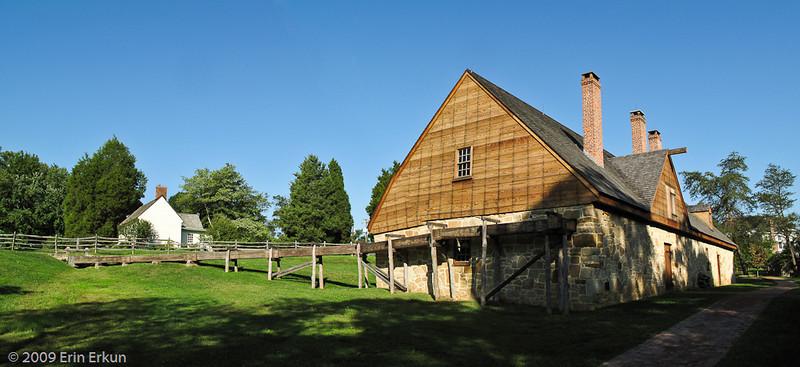 George Washington's Distillery