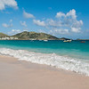 Mercury Cruise - R/T from Baltimore - November 30-December 12<br /> View from my chaise at Kakao Beach - Orient Bay, Saint Martin