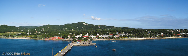 Mercury Cruise - R/T from Baltimore - November 30-December 12<br /> Approach to Frederiksted - St Croix, USVI