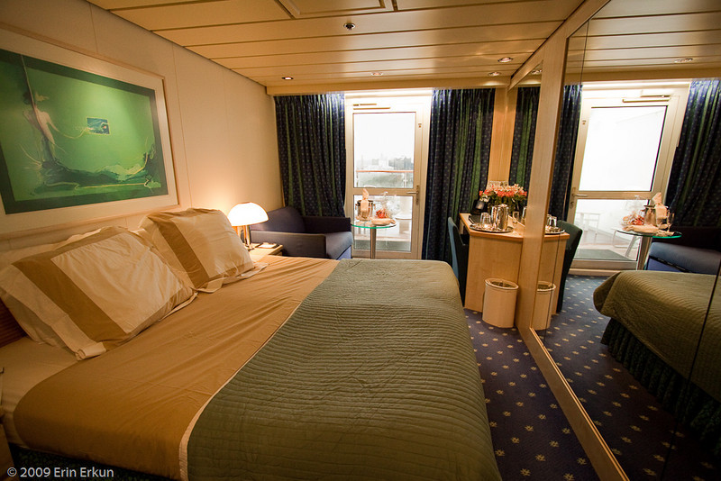 Mercury Cruise - R/T from Baltimore - November 30-December 12<br /> Concierge Class Cabin 1200