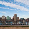 Mercury Cruise - R/T from Baltimore - November 30-December 12, 2009<br /> View of the Inner Harbor from Federal Hill.