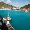 Mercury Cruise - R/T from Baltimore - November 30-December 12<br /> Bunkering fuel in Sint Maarten.