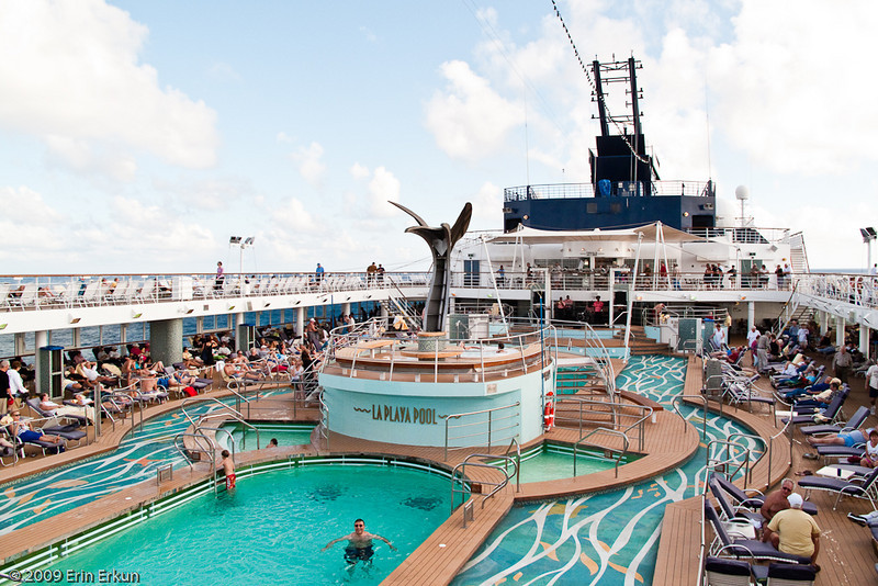 Mercury Cruise - R/T from Baltimore - November 30-December 12<br /> Still warm enough to swim!