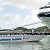 Mercury Cruise - R/T from Baltimore - November 30-December 12<br /> Adventure Antigua 52 foot power-cat in St John's, Antigua.