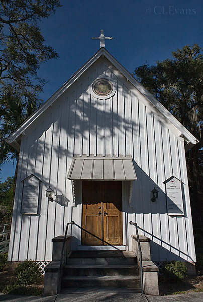 Trinity Episcopal Church, built in 1886 (Melrose)