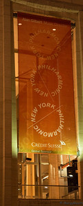 Home of the NY Philharmonic Orchestra