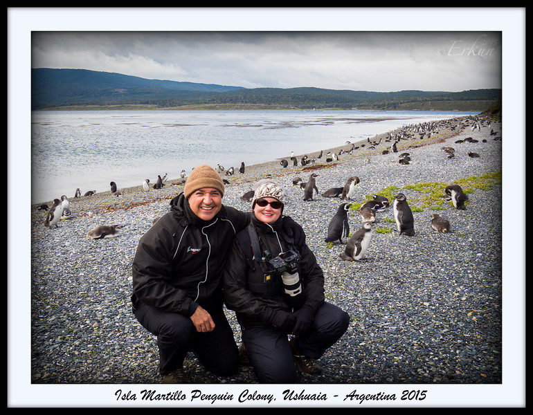 Pre-Expedition - Ushuaia, Argentina - Day 3.7 Jan 2015