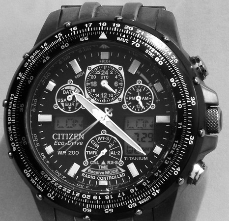 Citizen Skyhawk Watch