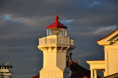 Mukilteo Light House