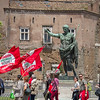 This way please :)<br /> Caesar Augustus (Octavian) statue. Rome, Italy