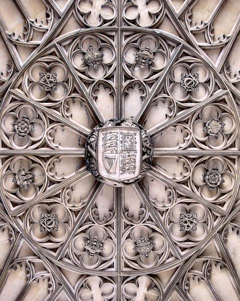 Ceiling, Hampton Court.