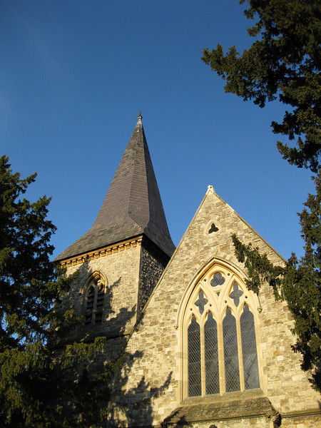 St. Mary's Church, East Molesey