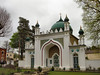 Shah Jahan Mosque, the first purpose-built mosque in Britain, constructed in 1889. It is a Grade II listed building.