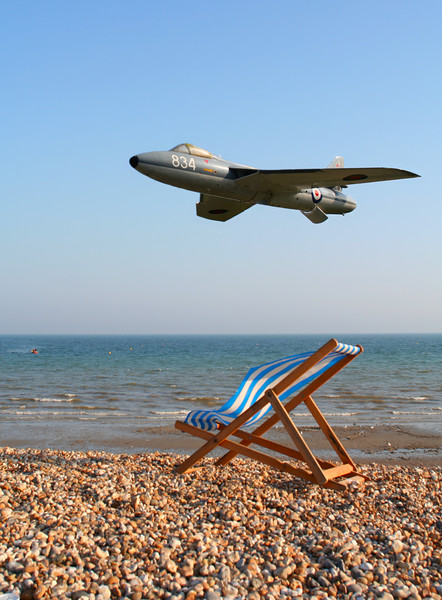Hawker Hunter added!